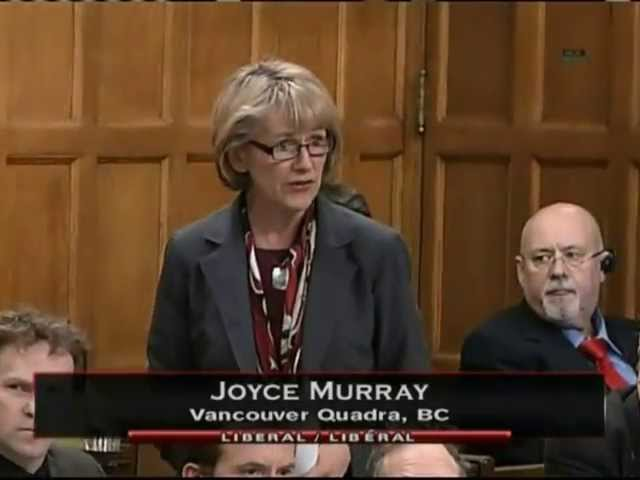 Joyce Murray questions why the Conservative Government is raising taxes.