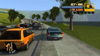 GTA IV - GTA III Rage Classic Beta ' Exclusive Gameplay 4 HD