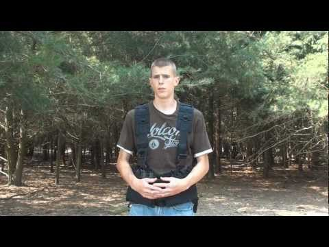NcStar AR MOLLE Chest Rig Airsoft Review