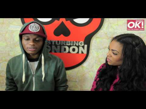 Wizkid's Interview With Ok! Nigeria Tv 2013 video