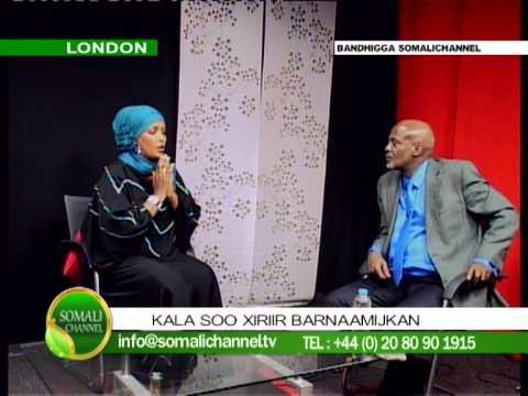 BANDHIGA SOMALI CHANNEL Waa Maxay Midgaan 03 05 2014