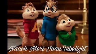 download lagu Naach Meri Jaan  Tubelight  Chipmunks Version Song gratis
