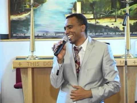 Sermon by Yonas Haile: ኣምላኽ ጴጥሮስ ኣበይ ኣሎ?