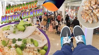 Day trip to Newcastle Metro Centre - Vlog