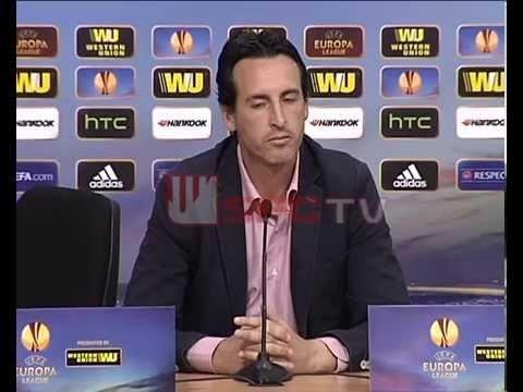 Rueda de prensa de Unai Emery Sevilla FC