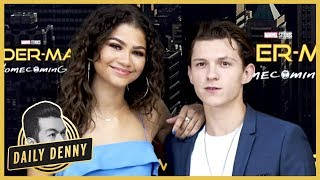 Zendaya and Tom Holland Are Quietly DATING | Daily Denny