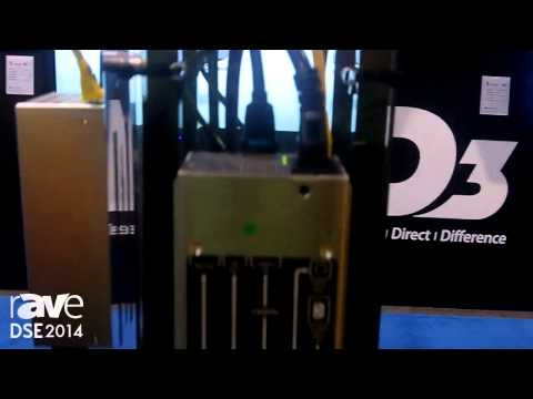 DSE 2014: Altinex Showcases the Muse, Which Sends HDMI, IR, RS232, Power Over a Single Cat6 Cable