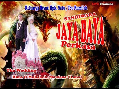Live Sandiwara JAYA BAYA Perkasa Ds. Astapada Awan