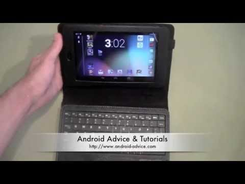 Review: Keycase Nexus 7 Keyboard Case