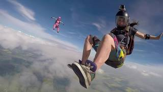 Skydiving Year End Vid 2017 - On the Loose... - A Delinquent Production
