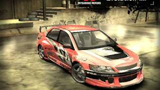 NFS MOST WANTED FAST AND FURIOUS CARS