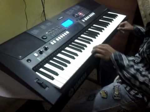 Aaja Piya Tohe Pyar Du on Yamaha Keyboard