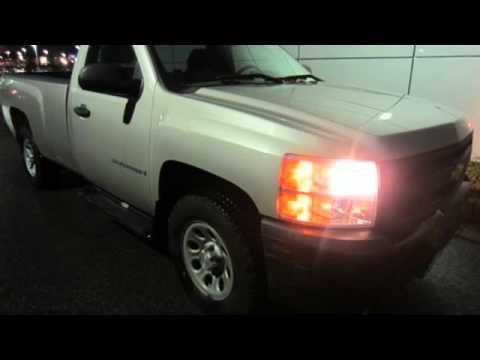2007 Chevrolet Silverado 1500 Rochester MN Winona, MN #XA3915
