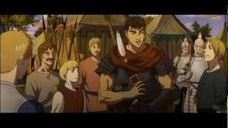 BERSERK - Novo Filme [ Berserk Golden Age I Egg of the Supreme Ruler ]