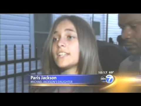 Paris Jackson 2006