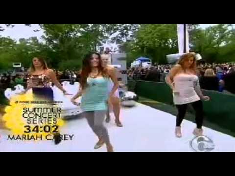 Mariah Carey on GMA Live Concert Series GMA Vault