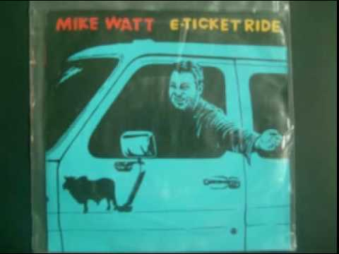 Mike Watt - Big Bang Theory w Frank Black and J Mascis