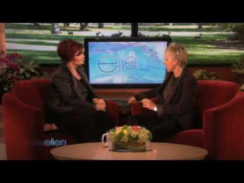 Sharon Osbourne shares her true feelings about popular celebrities on Ellen