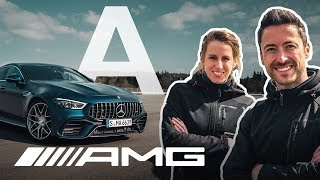 INSIDE AMG - Acceleration | Can Felix beat the RACE START?