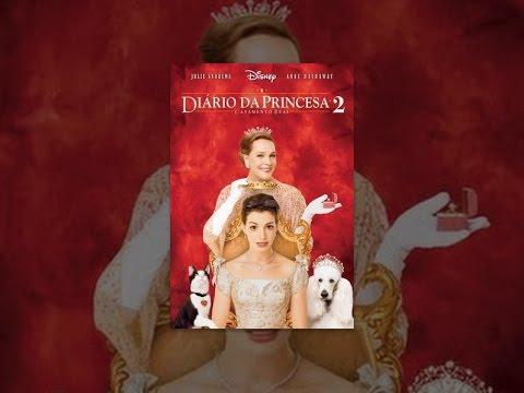 O Diário da Princesa 2. Casamento Real Dublado