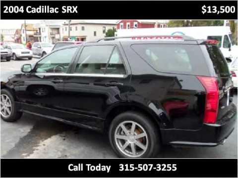 2004 Cadillac SRX Used Cars Utica NY