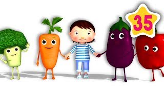 Yummy Vegetables   Little Baby Bum   Baby Songs & Nursery Rhymes   Learning Songs For Babies