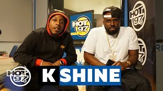 KShine   Funk Flex   #Freestyle113