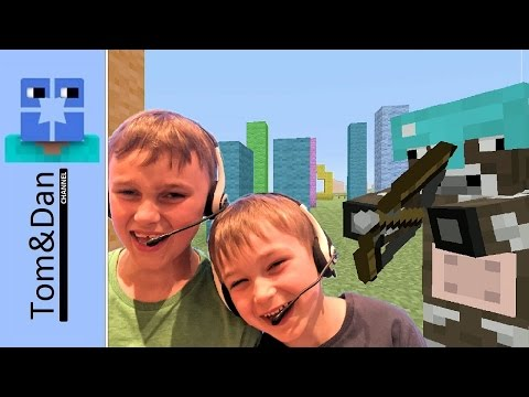 Minecraft Tom And Dan S Giggle Tag 24