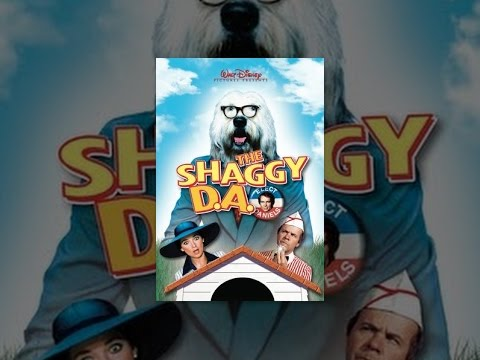 The Shaggy D.A. is listed (or ranked) 34 on the list The Best Live Action Animal Movies for Kids