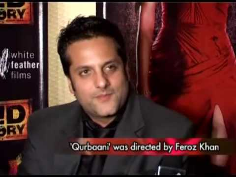 Fardeen Khan to produce Qurbani remake Video