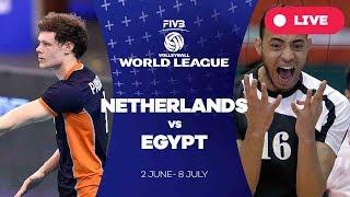 Нидерланды : Египет