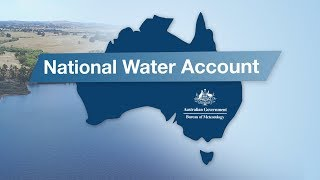National Water Account 2017