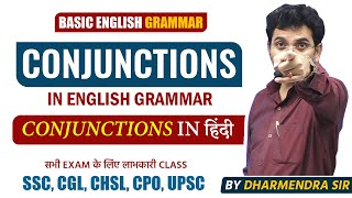 Conjunction by Dharmendra Sir DSL ENGLISH
