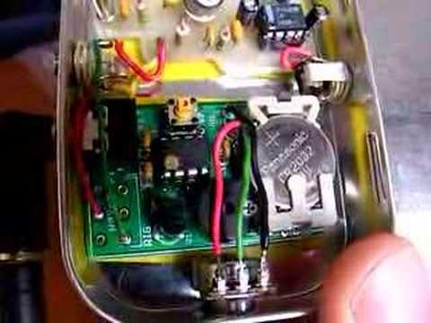 Building a Pixie 2 QRP Kit (Ham Radio) Chapter 3