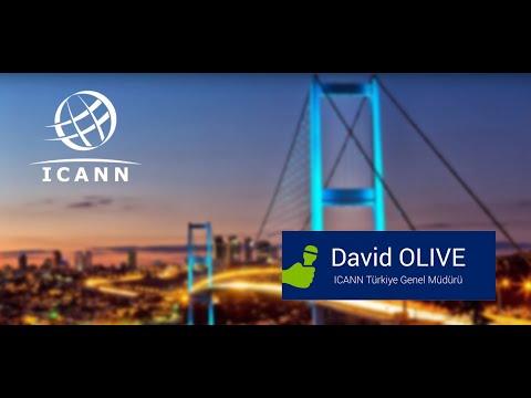 David Olive - ICANN Türkiye Genel Müdürü - Röportaj - Hosting TV
