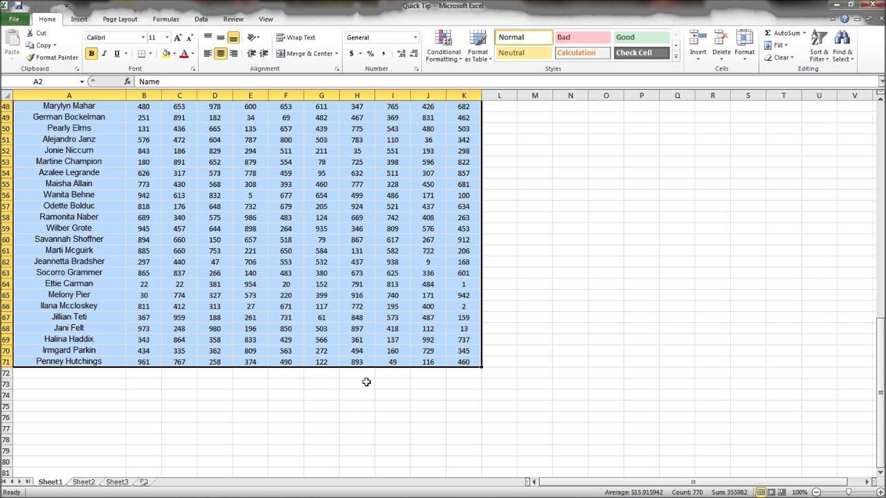Excel: как поменять цифры на буквы в 28
