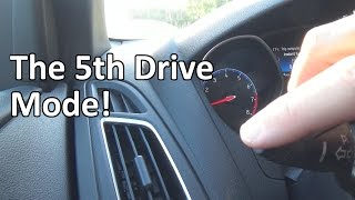 The SECRET fifth drive mode - Ford Focus RS - Vlog 29