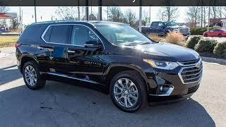 2019 Chevrolet Traverse Premier New Cars - Charlotte,NC - 2019-02-22