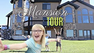 New House?! Mansion House Tour
