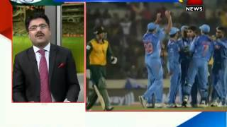 ICC World T20:  India storm into final beating South Africa