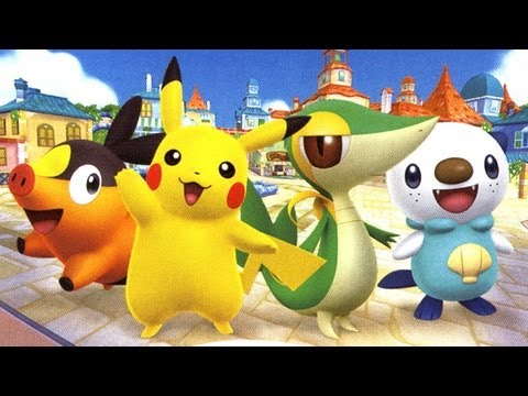 Classic Game Room - POKEPARK 2: WONDERS BEYOND review for Wii
