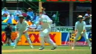 RARE footage of Shane Warne 7/23 vs Pakistan 1995/96 Gabba