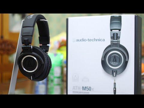 Audio-Technica ATH-M50x: An HONEST Review (2016)