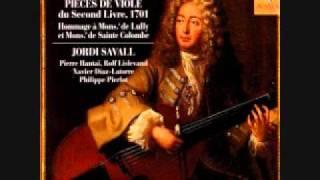 Gigue II. 102 - Marin Marais- Pieces de Viole du Second Livre. 1701