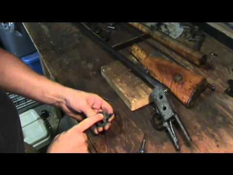 Husqvarna 1870 Rolling Block Detailed Disassembly.avi