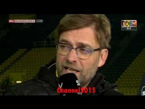 Jürgen Klopp ärgert sich über Sky -Bayern Fans pöbeln