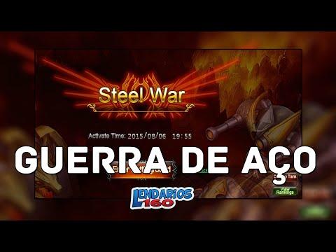 Guerra de Aço (Vídeo) - Legend Online