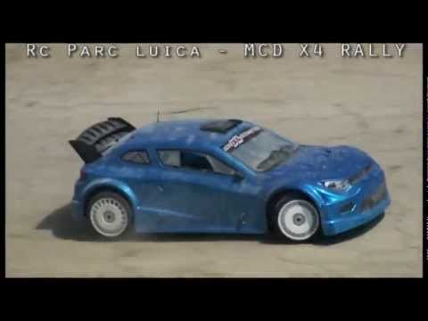 MCD X4 RALLY - Rc Parc Luica
