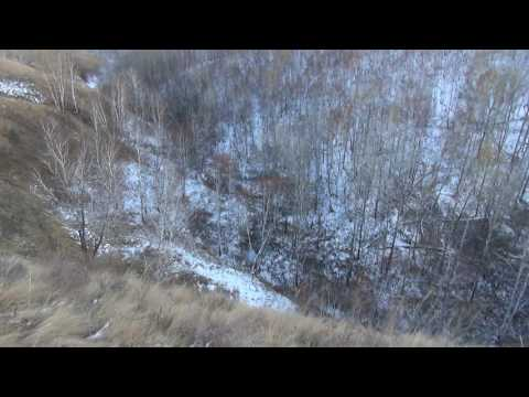 Каньон в Омской области