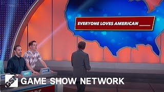 As A Kid...   America Says   Game Show Network
